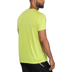 Craft Eaze T-shirt à maille Homme, lime